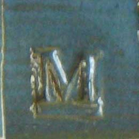 MF62 Slate Blue Medium Fire Stoneware Glaze