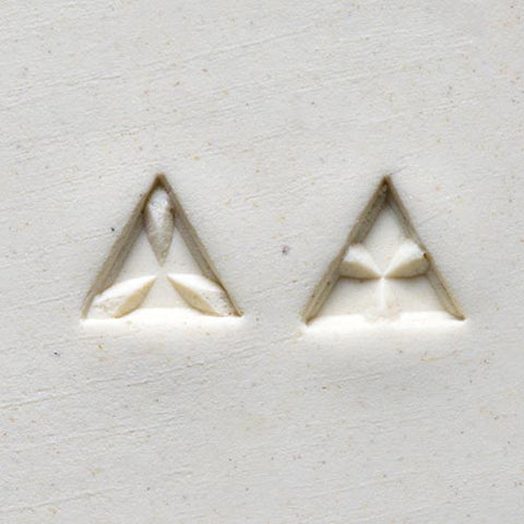 MKM Tools Sts8 Small Triangle Stamp - Triangles