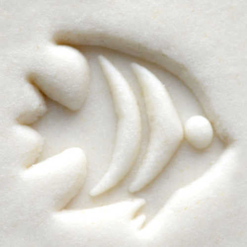 MKM Tools Scs019 Small Round Stamp - Tropical Fish