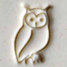 MKM Tools Scs172 Small Round Stamp - Owl