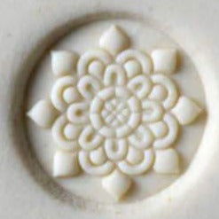 MKM Tools Scs173 Small Round Stamp - Doily