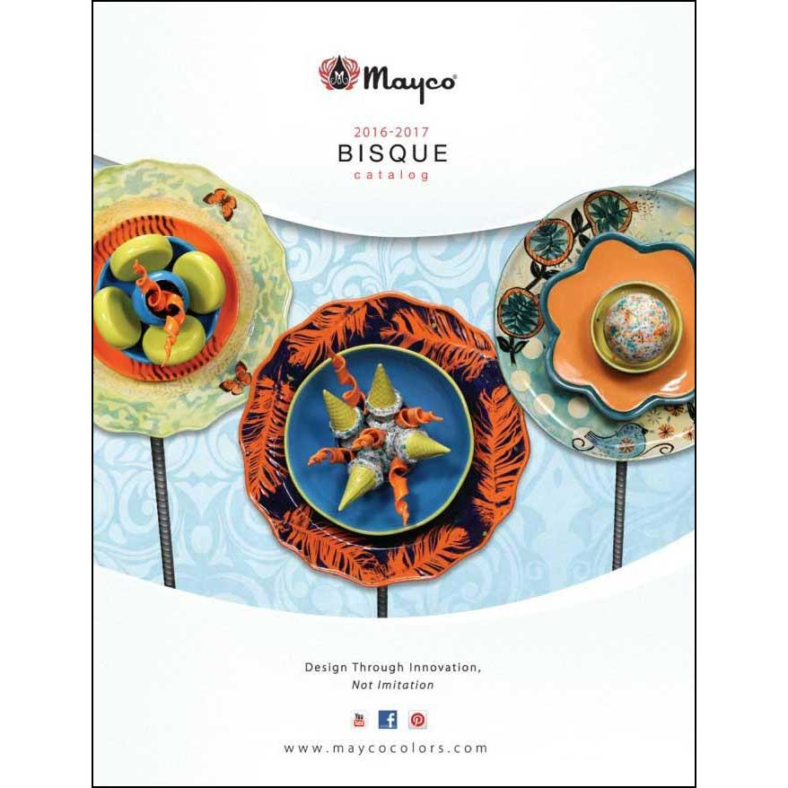 2016-2017 Mayco Bisque Catalogue