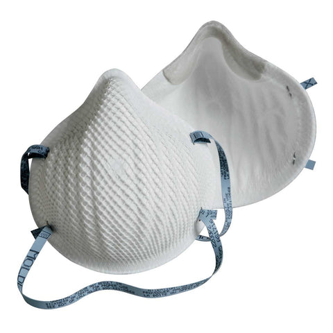 Dual Filter Mask- Disposable Particulate Respirator