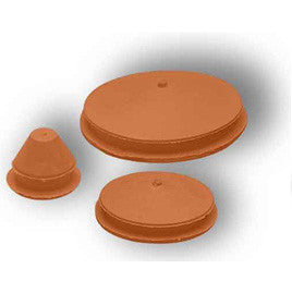 National Artcraft Rubber Stoppers - Sounding Stone