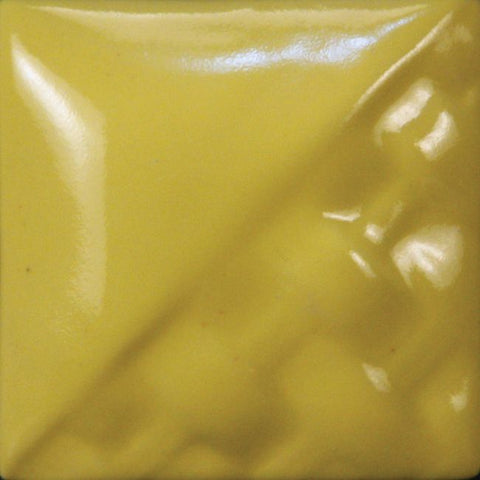 Mayco SW502 SD502 Yellow Gloss Stoneware Glaze