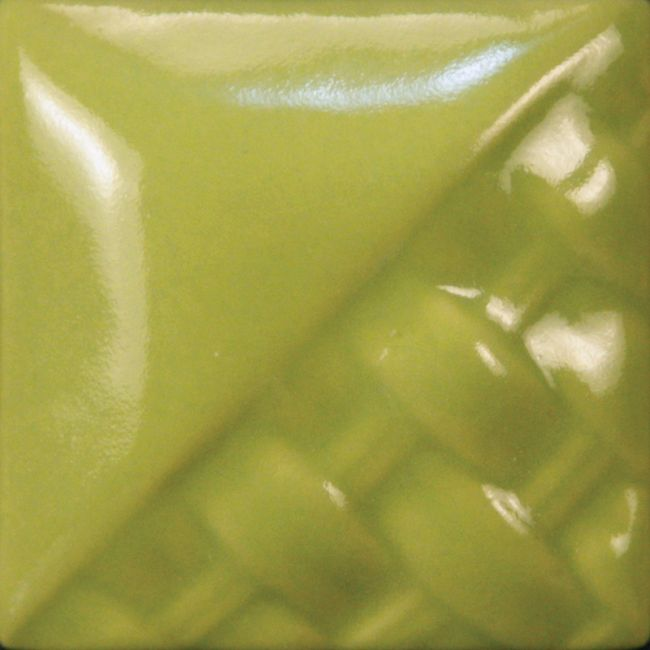 Mayco SW/SD-507 Bright Green Gloss Stoneware Glaze
