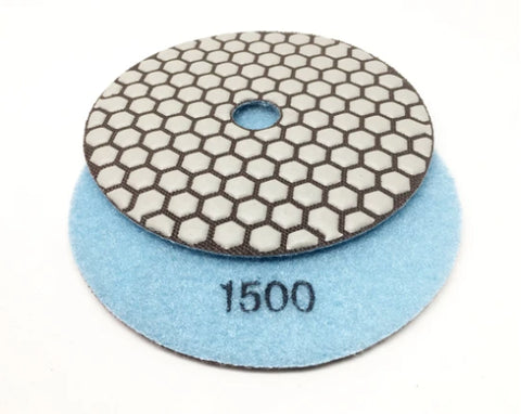 DiamondCore Circle Diamond Pads (sold separately)
