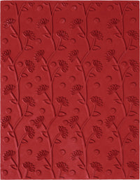 Mayco MT-001 Flower Branch Designer Mat - Sounding Stone