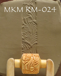 MKM Tools RM-024 3 cm Wild Organic Abstract Design