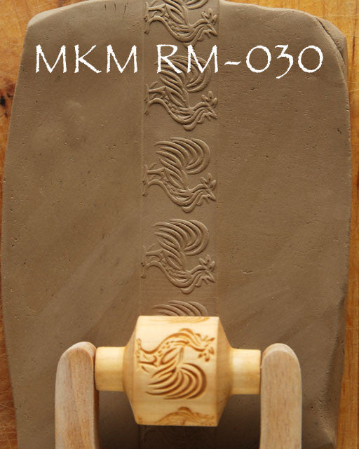 MKM Tools RM030 3 cm Crowing Roosters Design