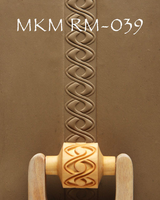 MKM Tools RM-039 3 cm Double Helix Design