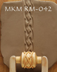 MKM Tools RM-042 3 cm Loose Braid Design