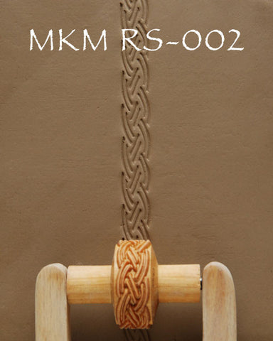 MKM Tools RS002 1.5 cm Braid Design
