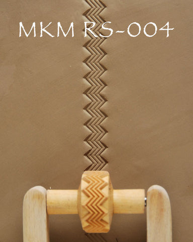 MKM Tools RS004 1.5 cm ZigZag #4 Design