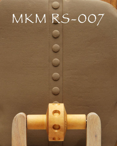 MKM Tools RS-007 1.5 cm Debossed Dots Design