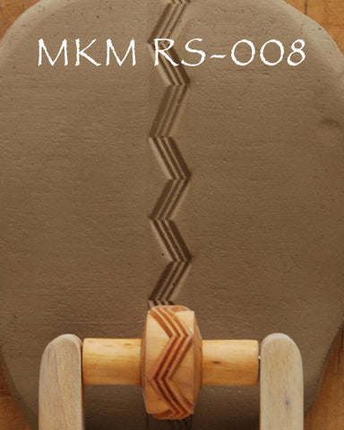 MKM Tools RS008 1.5 cm ZigZag #3 Design