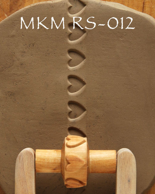MKM Tools RS-012 1.5 cm Hearts Design