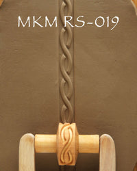 MKM Tools RS-019 1.5 cm Twining Strands Design