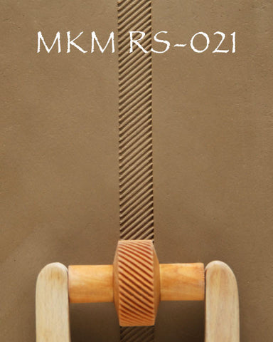 MKM Tools RS021 1.5 cm Diagonal Up Left Design