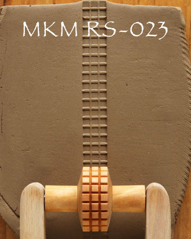 MKM Tools RS-023 1.5 cm Wide Grid Design