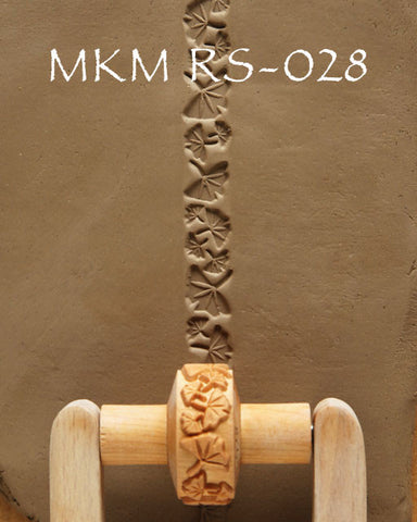 MKM Tools RS-028 1.5 cm Gingko Leaf Design