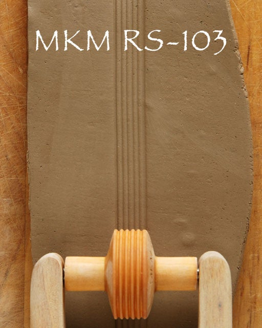 MKM Tools RS-103 1.5 cm Six Small Grooves Design