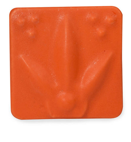 Amaco SM-68 Orange Satin Matte Glaze, Pint
