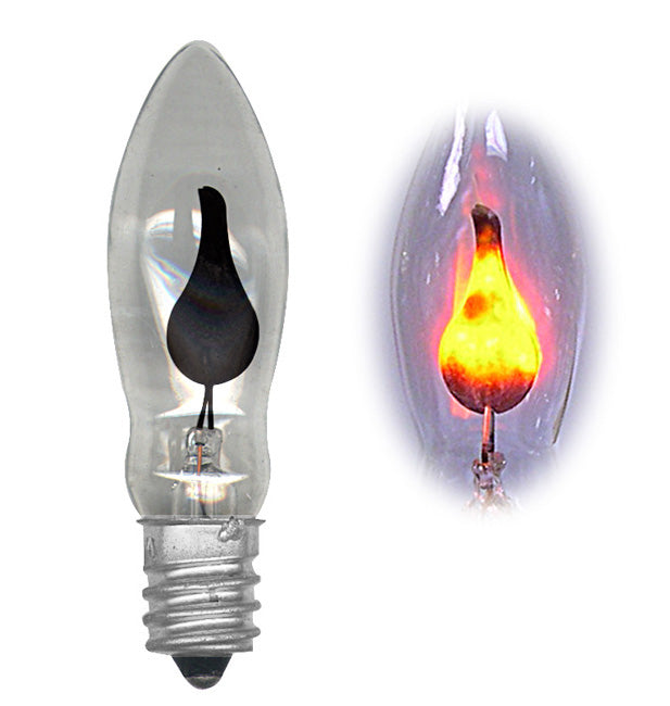 Flicker Flame Light Bulb