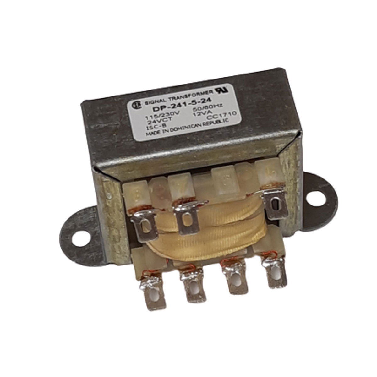 Transformer for All Bartlett Instrumentation Controls