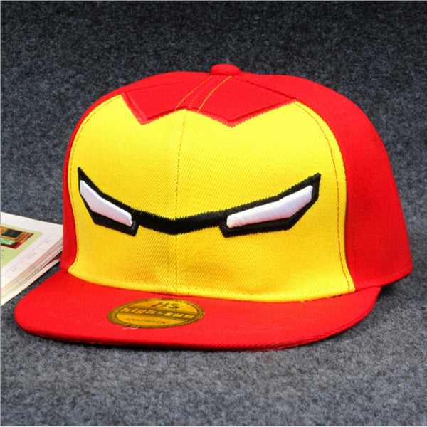 The Avengers Iron Man Hat