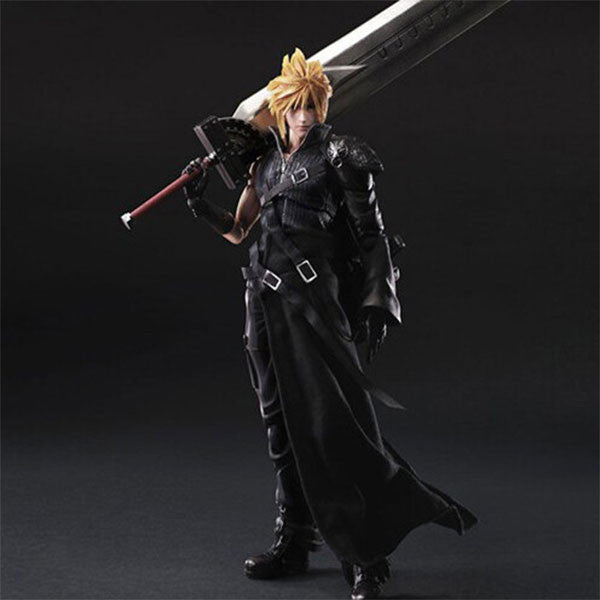 Fantasy Cloud Strife Figure Toy