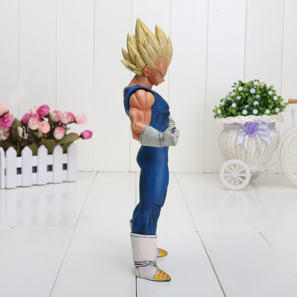 Anime Dragon Ball Z Super Saiyan Vegeta PVC Toy