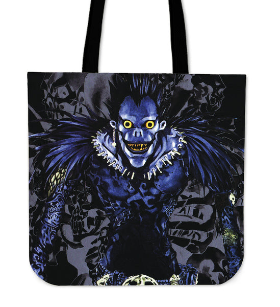 Death Note Ryuk Tote Bags