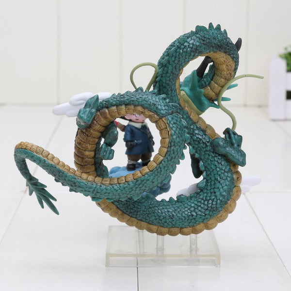 Son Goku & Shenron Figure 3D Toy