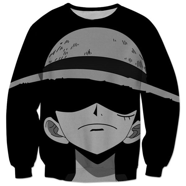 Luffy Man 3D Printed Shirts