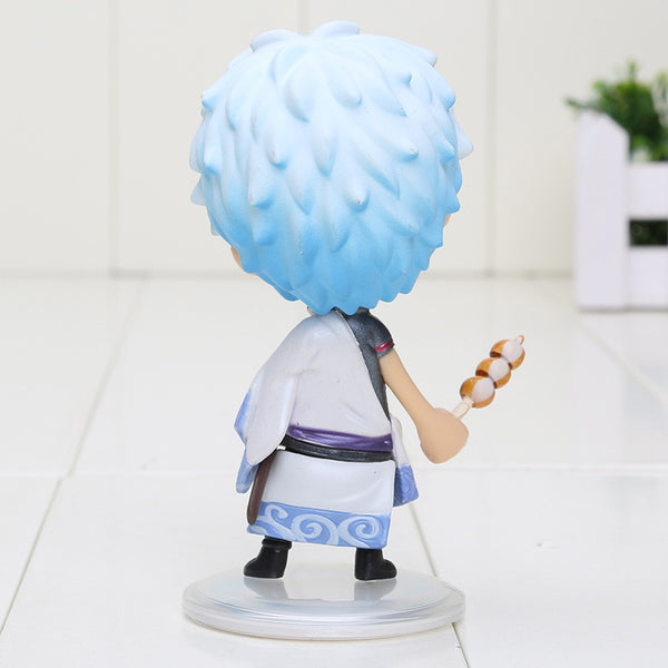 Cute Gintama Sakata Gintoki PVC Toy