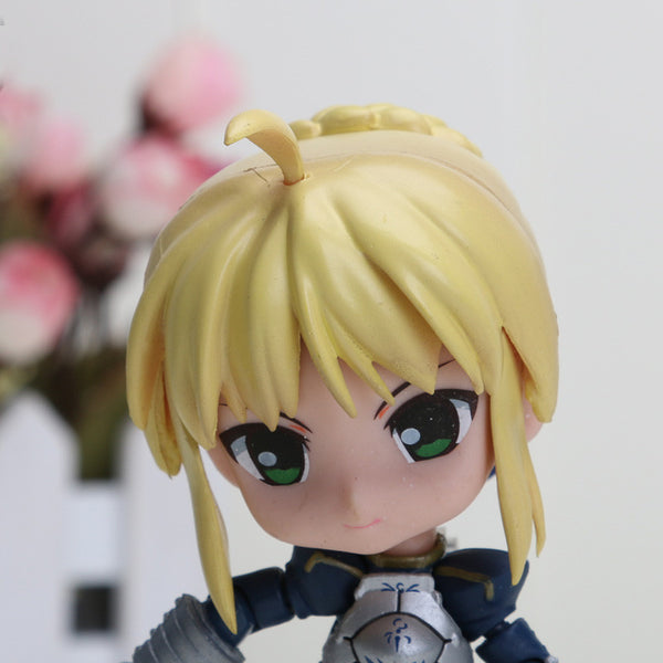 Nendoroid Fate Stay Night Zero Saber Knight pvc Toy