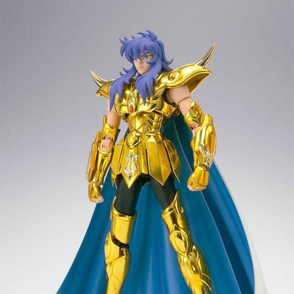 Gold Ex Scorpio Milo Figure Toy