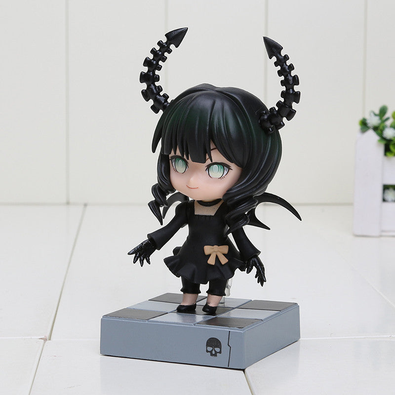 Anime Black Rock Shooter Dead Master PVC Toy