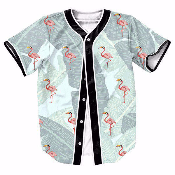 Flamingos 3D New Shirts