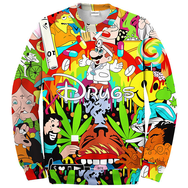 Unisex Drugs Shirts