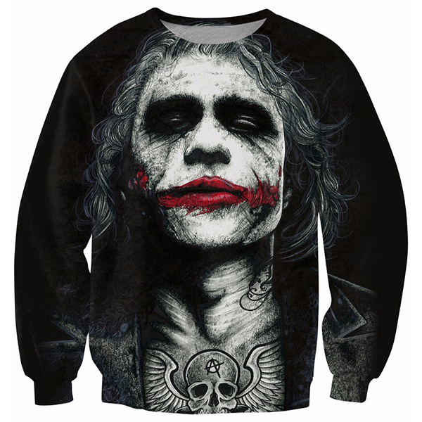 Joker Faith 3D Printed Shirts