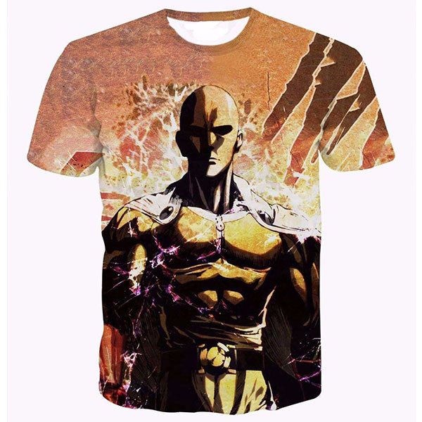 One Punch Man Shirts