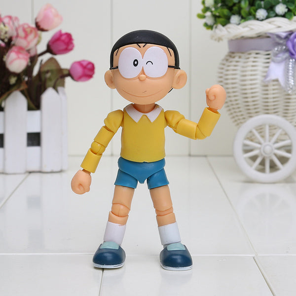 Doraemon The Robot Spirits Nobita PVC Toy
