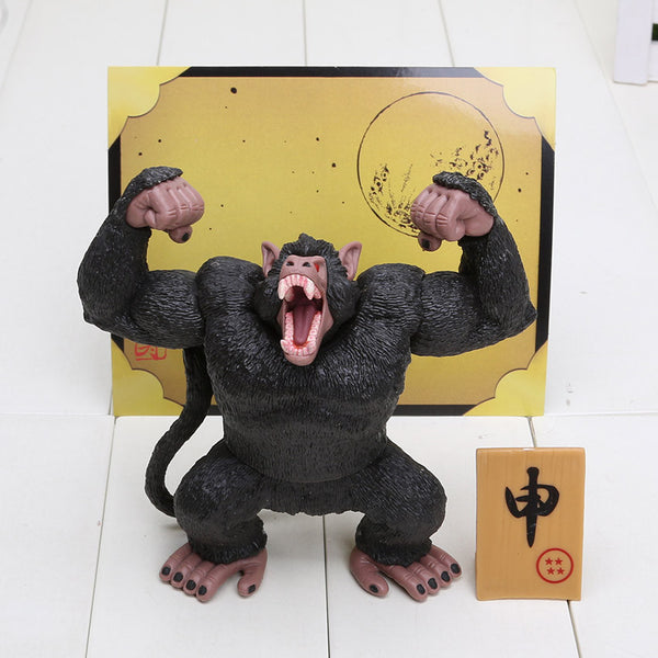 Anime Black Monkey King Son Goku PVC Toy