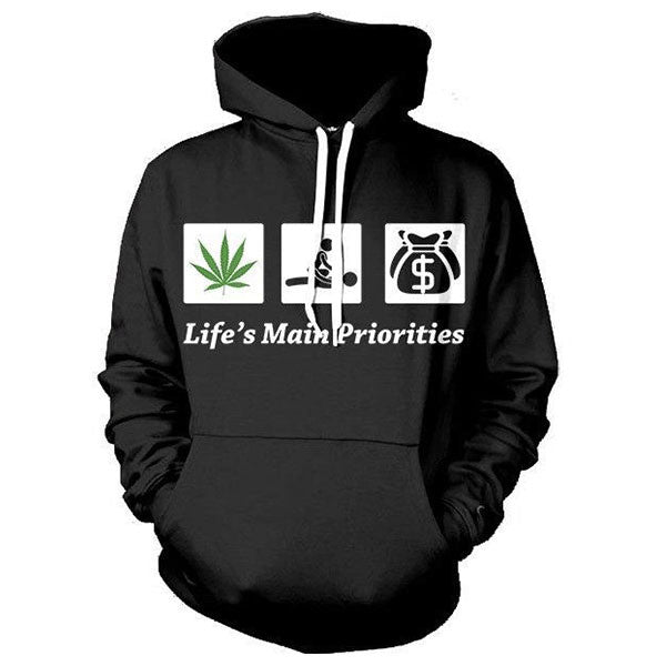 Life's Main Priorities Shirts