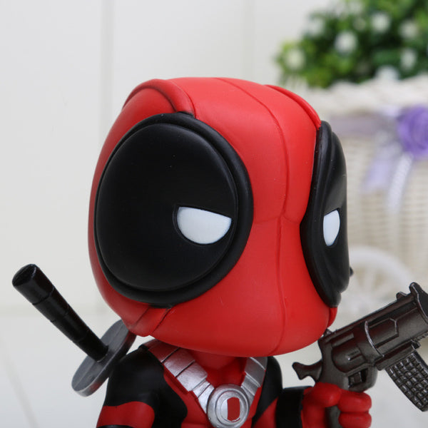 Deadpool Q Version PVC Toy