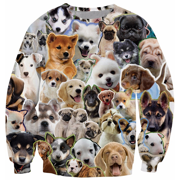Many Dogs Shirts