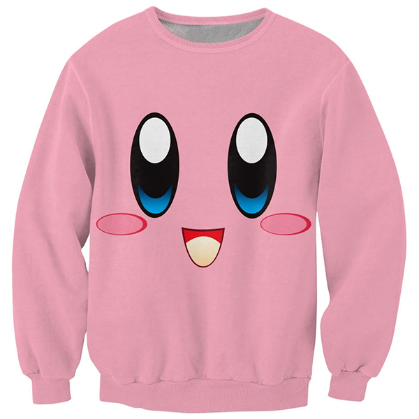 Kirby Face Shirts