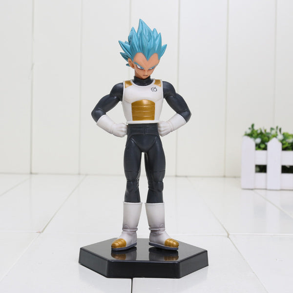 Dragon Ball Z Vegeta Resurrection of F Son Gokou PVC Toy